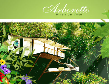 Mario Arias Architecture design - Arboretto